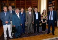 Συνάντηση Προκόπη Παυλόπουλου με τους Συντονιστές των Αποκεντρωμένων Διοικήσεων