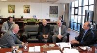 Επίσκεψη του Υπουργού Περιβάλλοντος και Ενέργειας στην Αποκεντρωμένη Διοίκηση